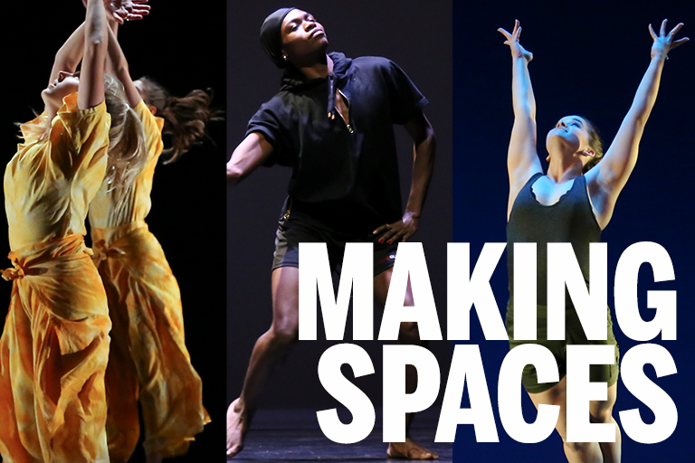 The 2019 Winter Dance Concert: Making Spaces