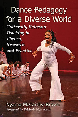 Dance Pedagogy for a Diverse World book cover