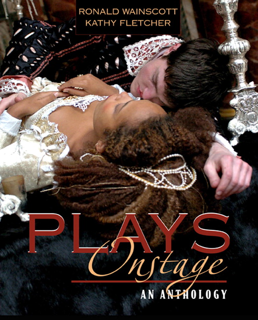 Plays Onstage: An Anthology