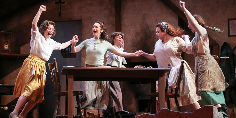 Dancing at Lughnasa Cast