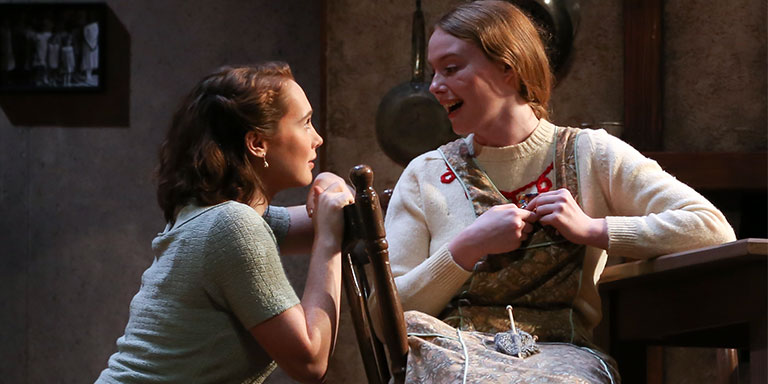 A conversation from Dancing at Lughnasa
